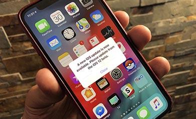 Ребёнок взломал новую iOS